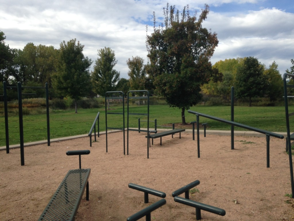 fitness trails colorado garfield lake park denver
