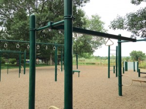 Outdoor Fitness Equipment Circuit in Lafayette CO